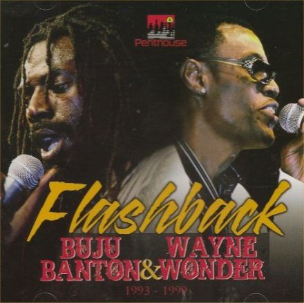 Buju Banton & Wayne Wonder - Flashback 1993-1999 (Penthouse) CD